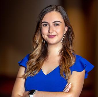 Ruslana Milikhiker,  Conference & Event Manager