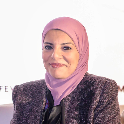Amira El-Dib, Assistant Director and Entrepreneurship Faculty, The American University in Cairo