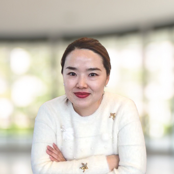 Clara Im, Communications Director for Asia