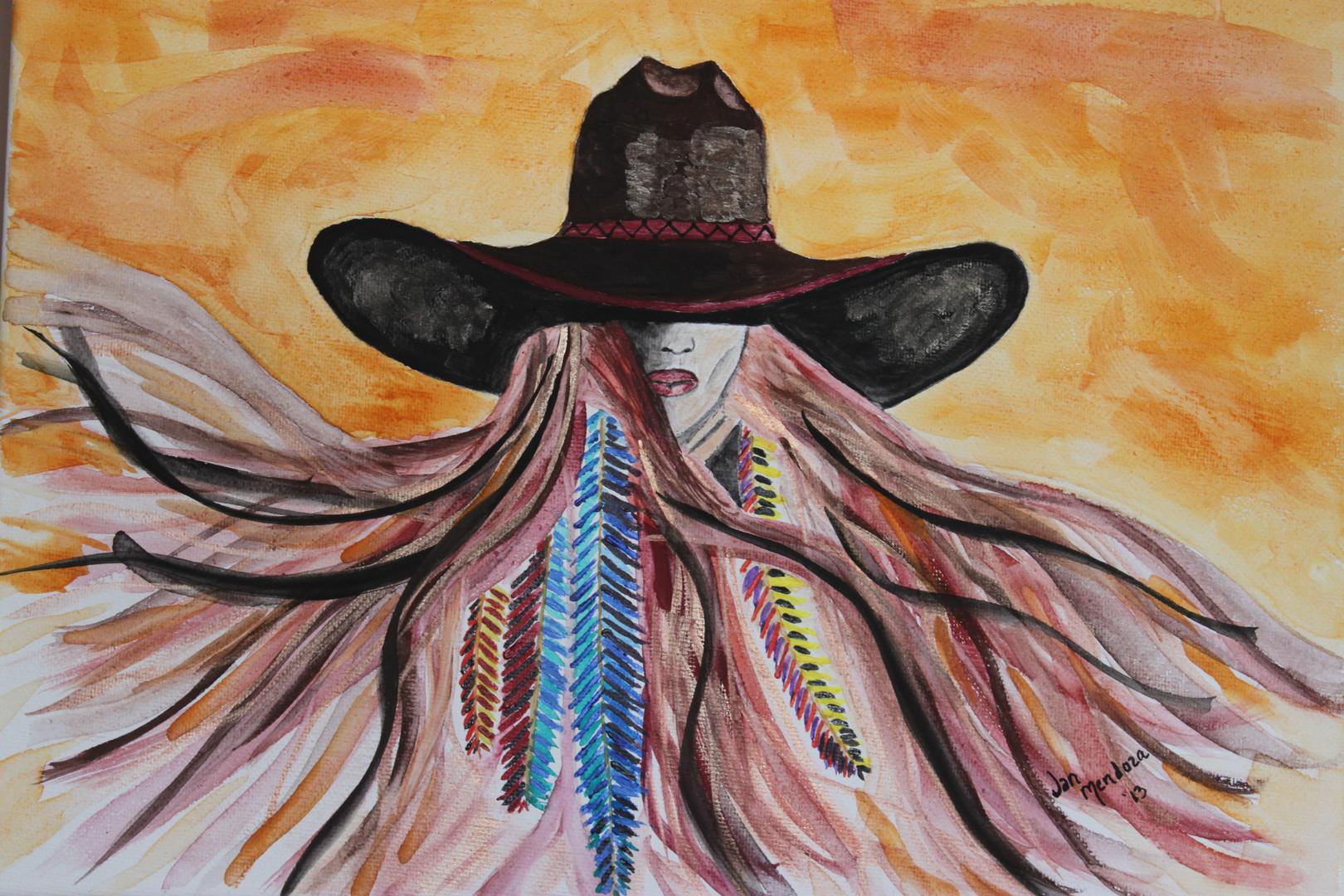 Spirit Cowgirl
