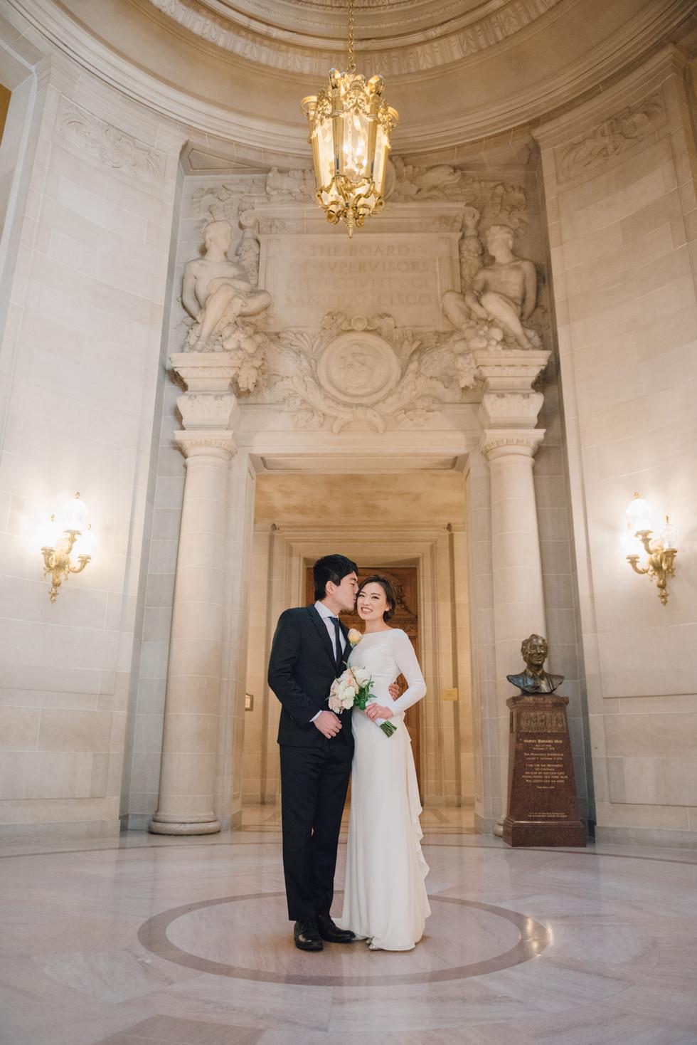 Civil ceremonies in the Rotunda