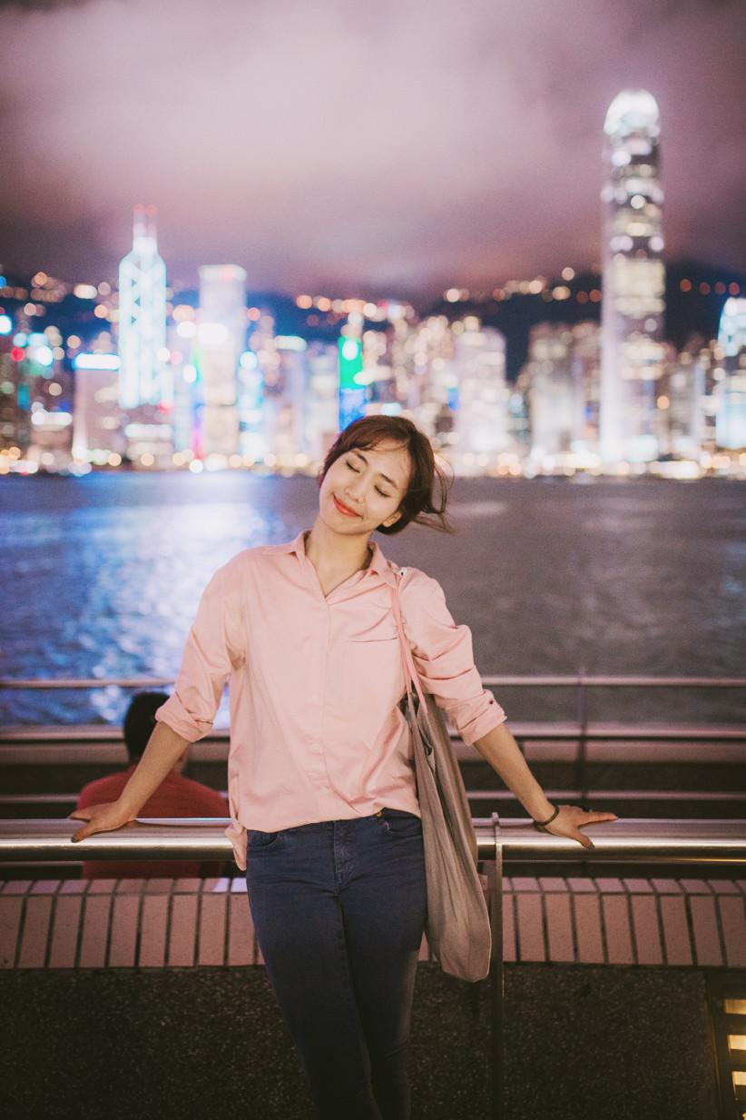 SWEET NIGHT IN HK