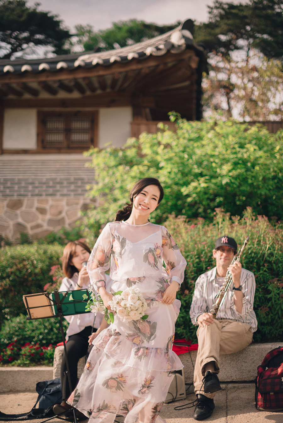 BK & Chan's Wedding Ⅰ - Seoul Museum, Korea