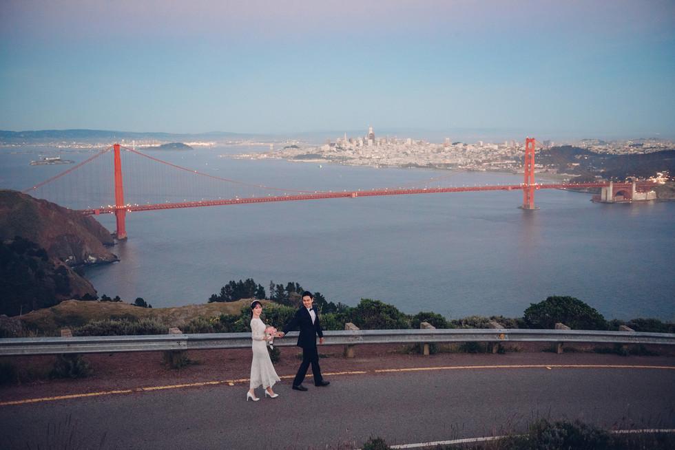San Francisco Couple photos