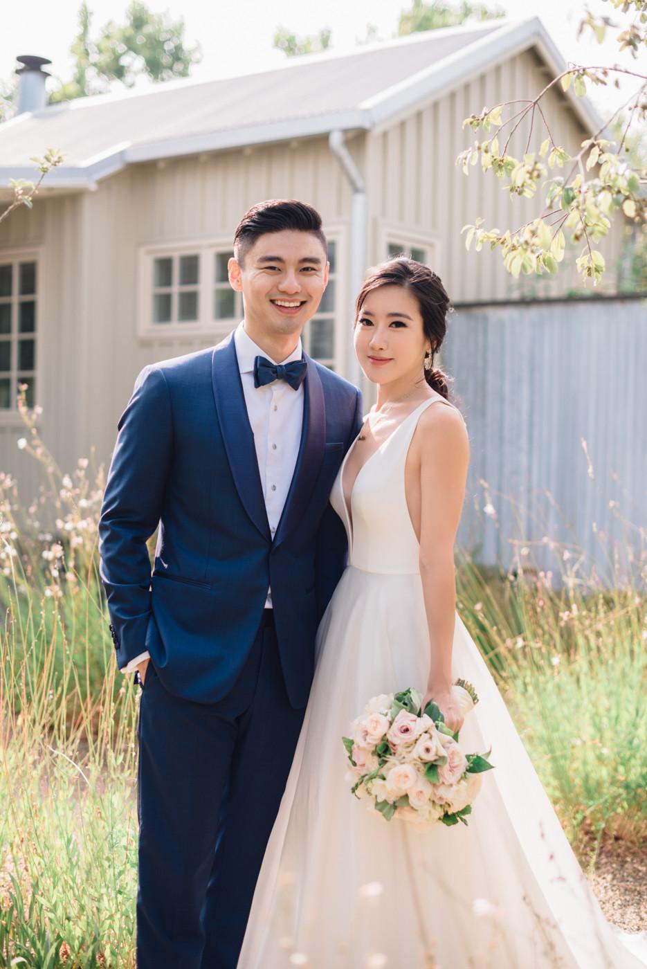 Carneros Resort and Spa Napa Wedding