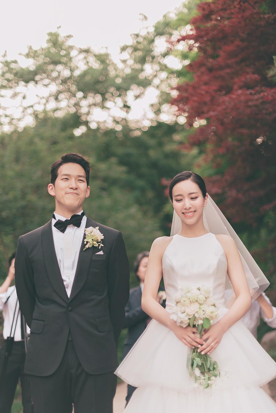 BK & Chan's Wedding Ⅱ - Seoul Museum, Korea