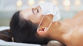 Masks, spa, Massage, Massage Therapy, Covid, Safety