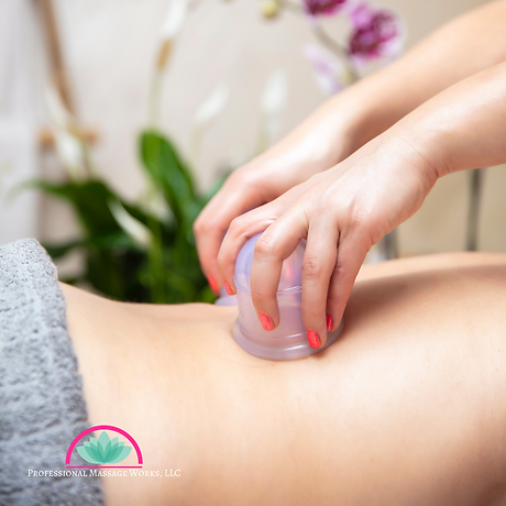 Memberships, cupping, cupping massage, back massage