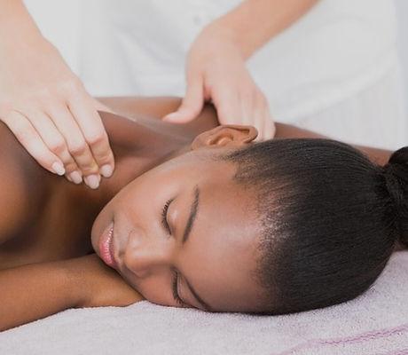 Massage, back massage, shoulder massage, session, Swedish Massage