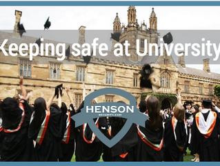 Keeping Safe at University