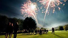 Rise in Burglary during Fireworks Week