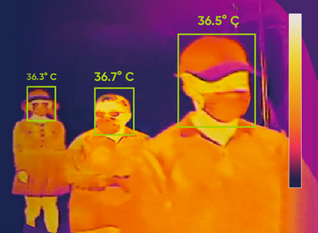 Temperature Detection Systems - the new way of life?