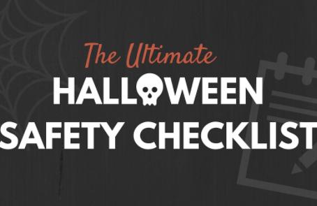 Halloween Safety Checklist