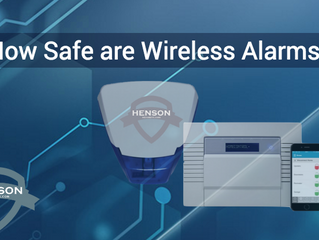 How Safe are Wireless Alarms?