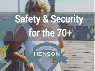 Safety & Security for the 70+