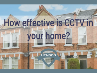 How effective is CCTV in your home?