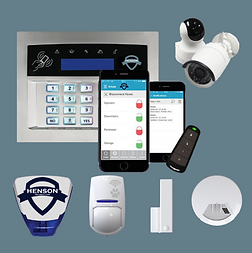 Intruder & Burglar Alarms in Maidstone, Kent