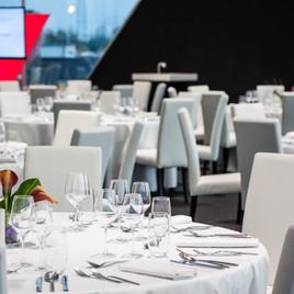 200 Gäste 5 Gänge Audi AG