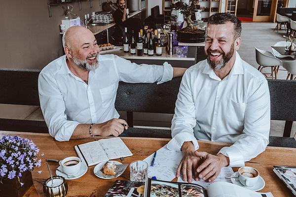 Marco Baumgartner & Michael Sturm