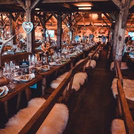 800 Gäste Bayerisch Traditionell