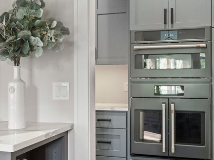 Wall Oven Pantry