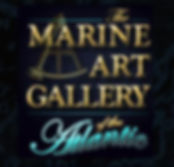 Marine Art Gallery painting of ships