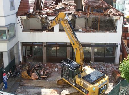 Nuevo golpe del Supremo a los terceros de buena fe en las demoliciones urbanísticas
