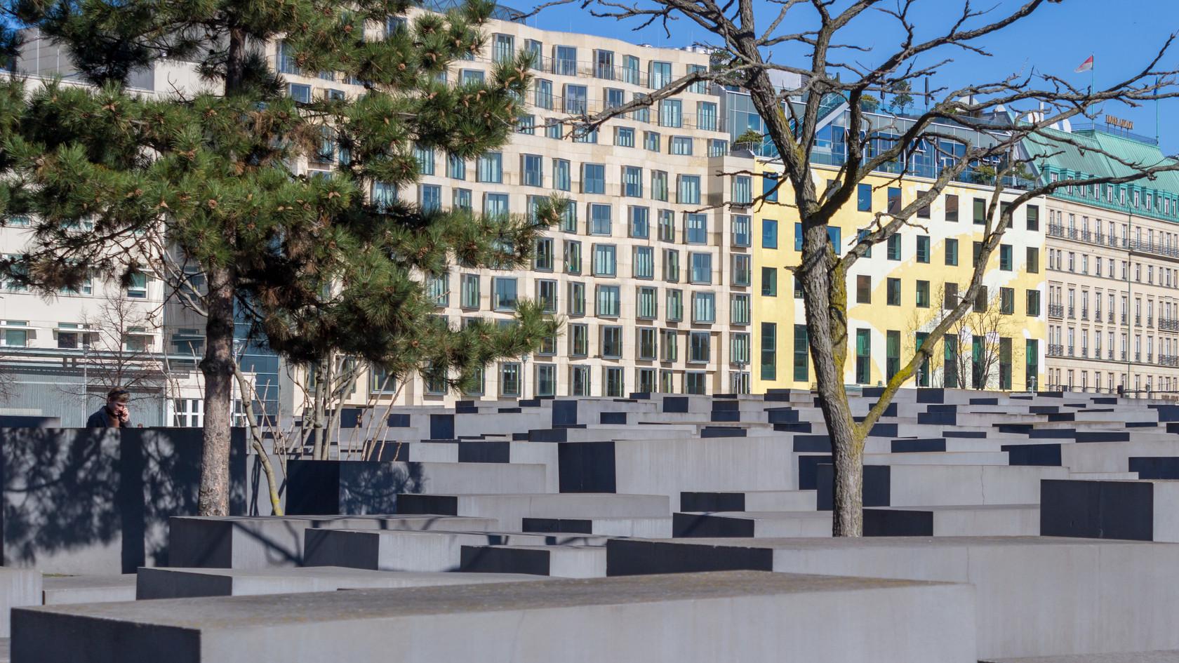 Mémorial aux juifs