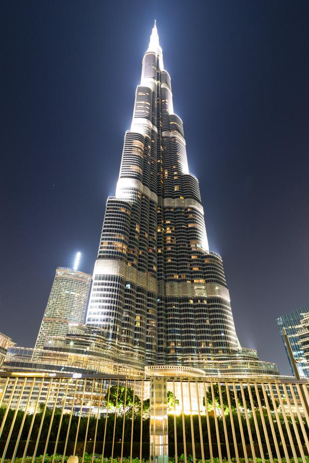 Dubaï, Burj Khalifa
