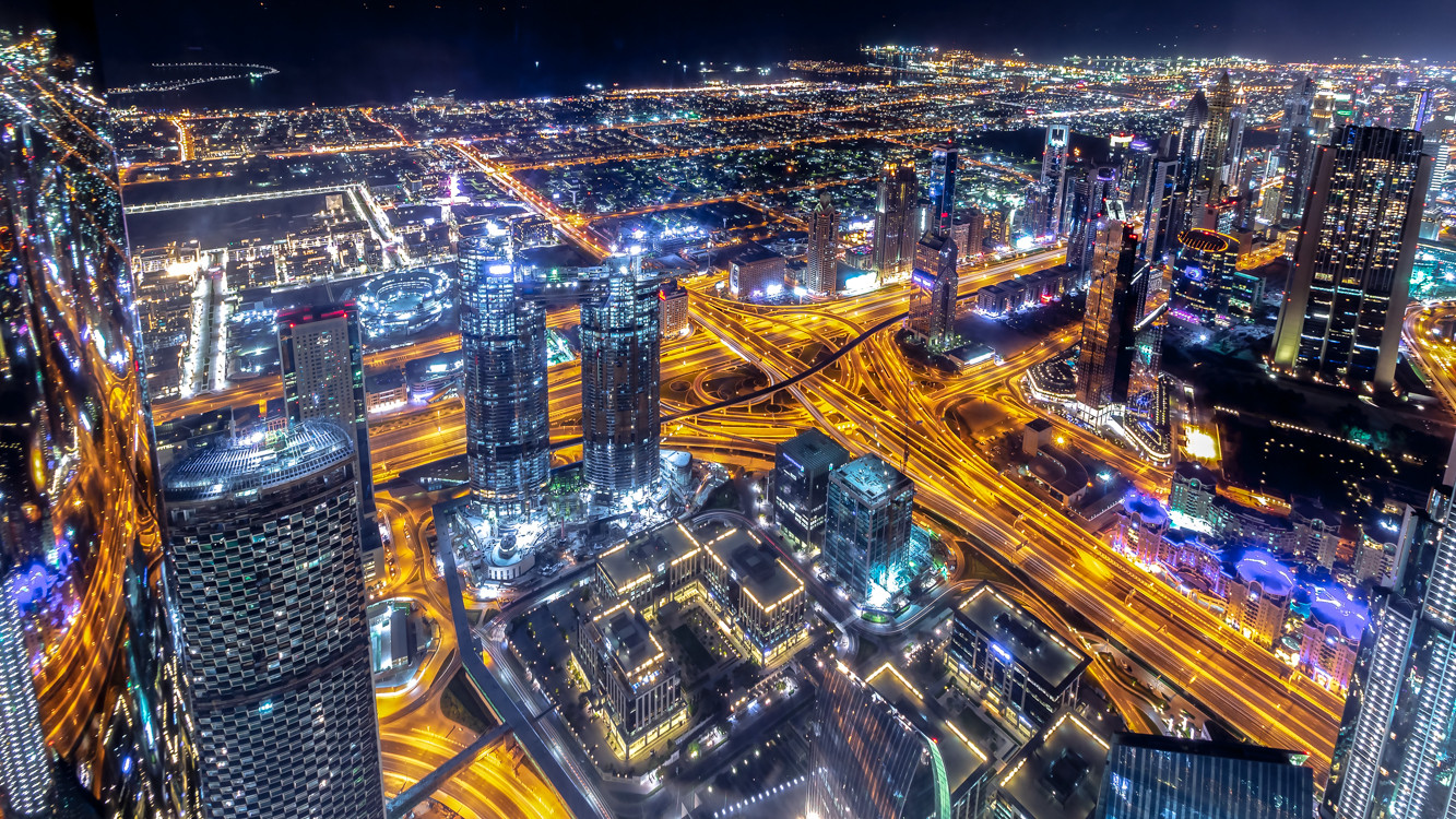 Dubaï Burj Khalifa, 124th Floor