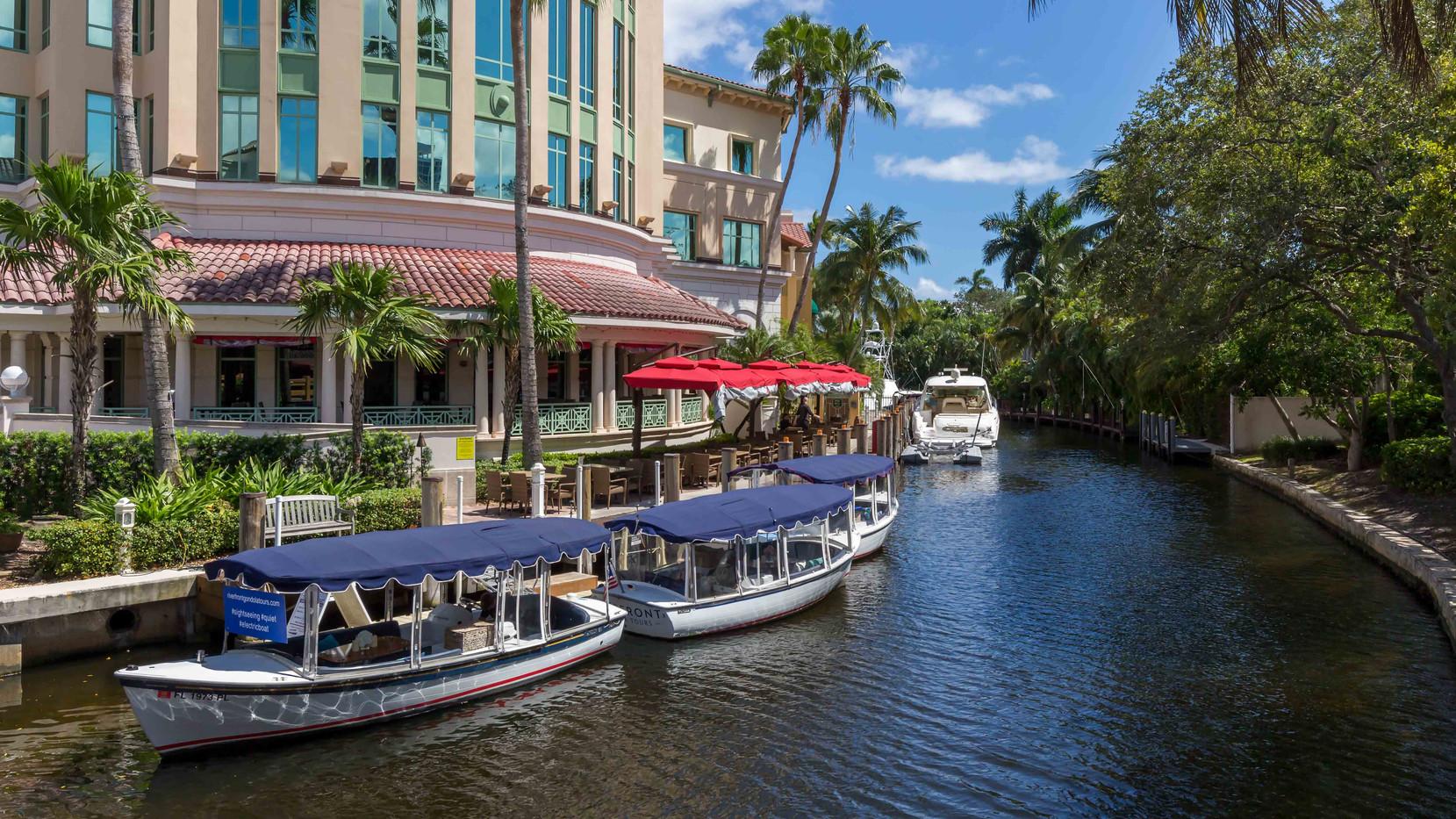 Fort Lauderdale Romantic Marina
