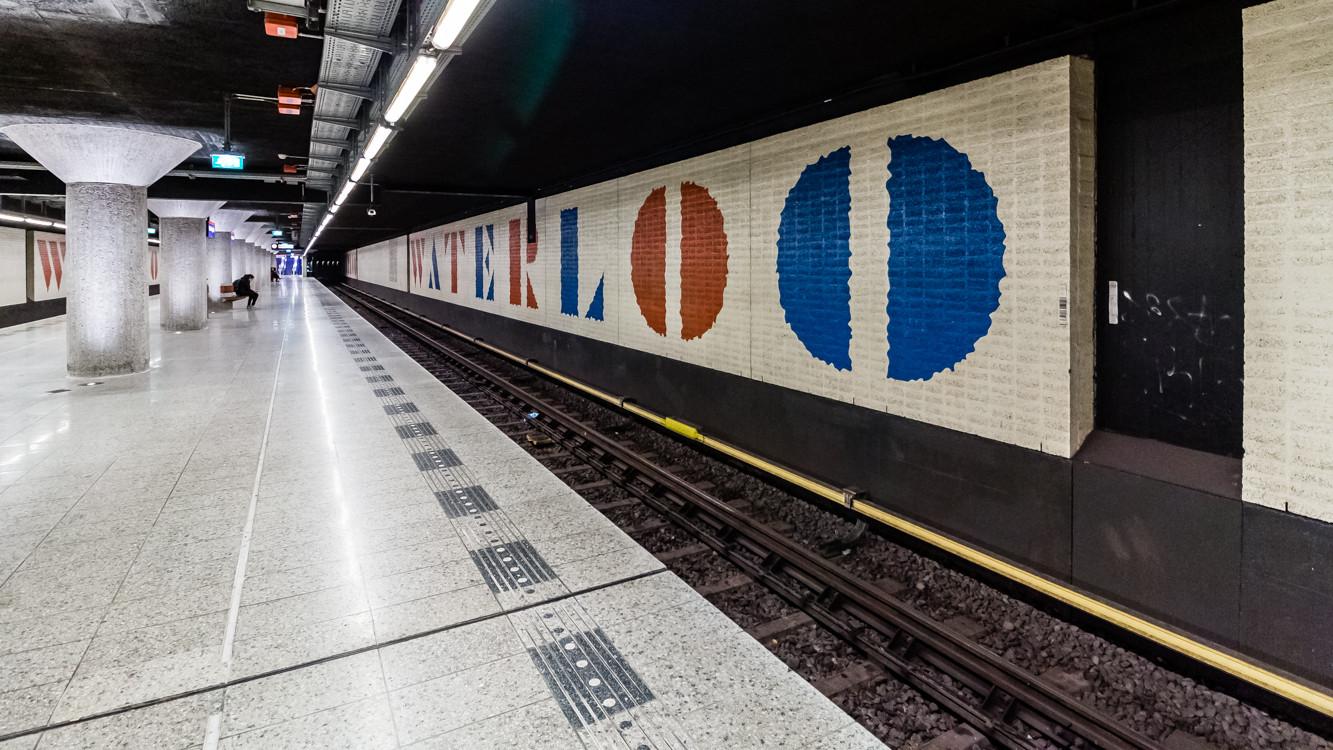 Métro, Station Waterloo