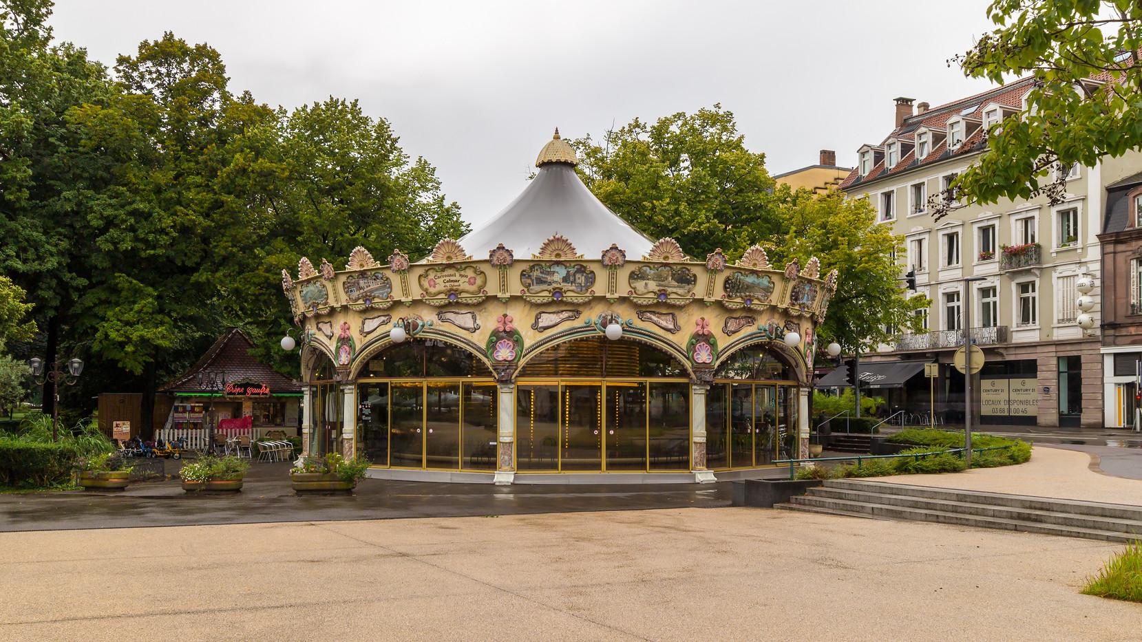 Le Caroussel de Colmar