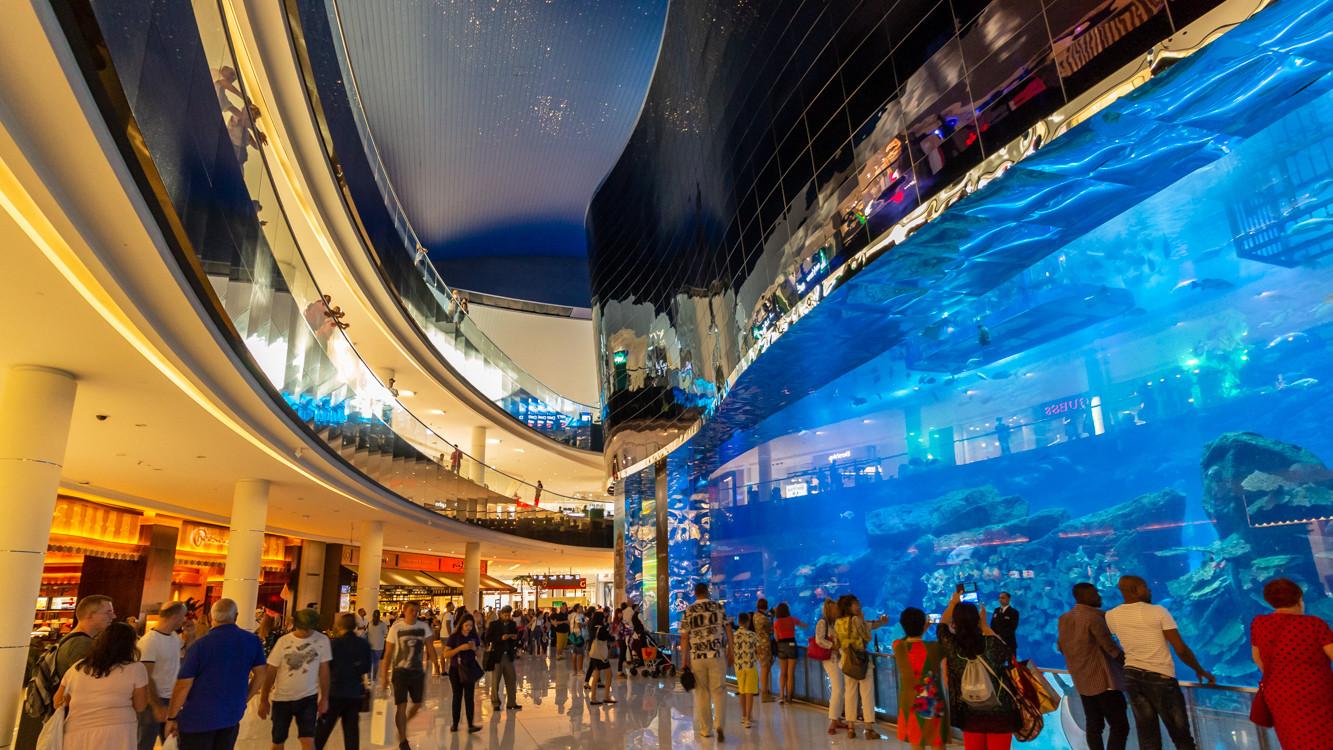 Dubaï, The Dubaï Mall