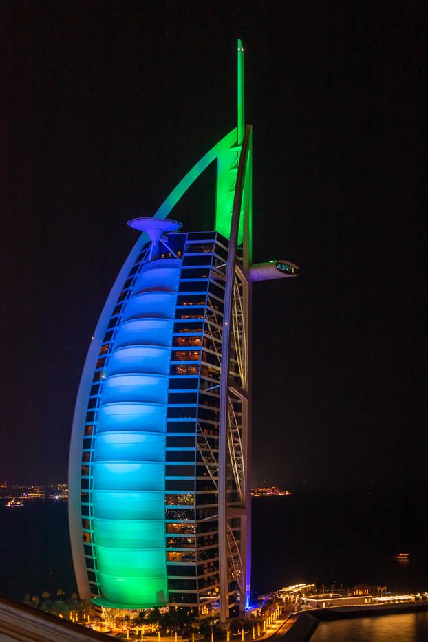 Dubaï, Burj Al Arab