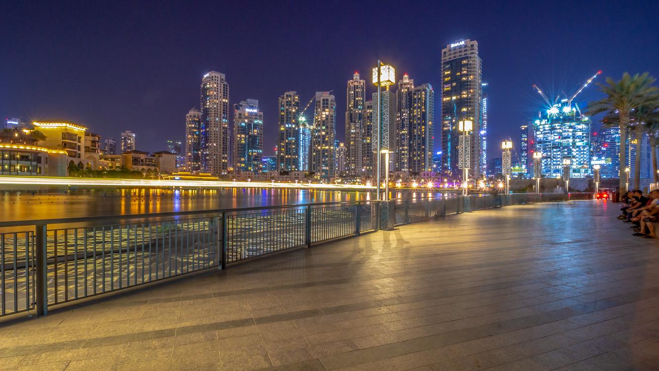 Dubaï Promenade