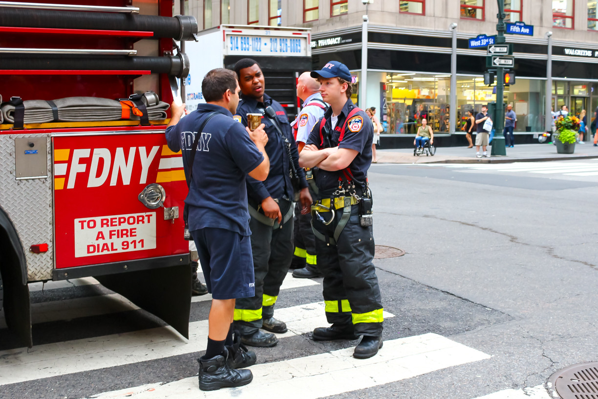 FDNY, Firefighters