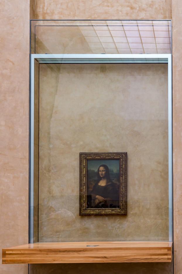 Musée du louvre. La Joconde