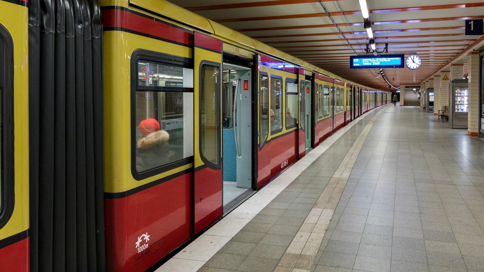 Le Métro de Berlin