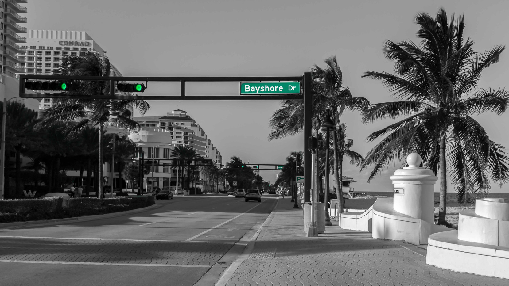 Bayshore Drive Fort Lauderdale