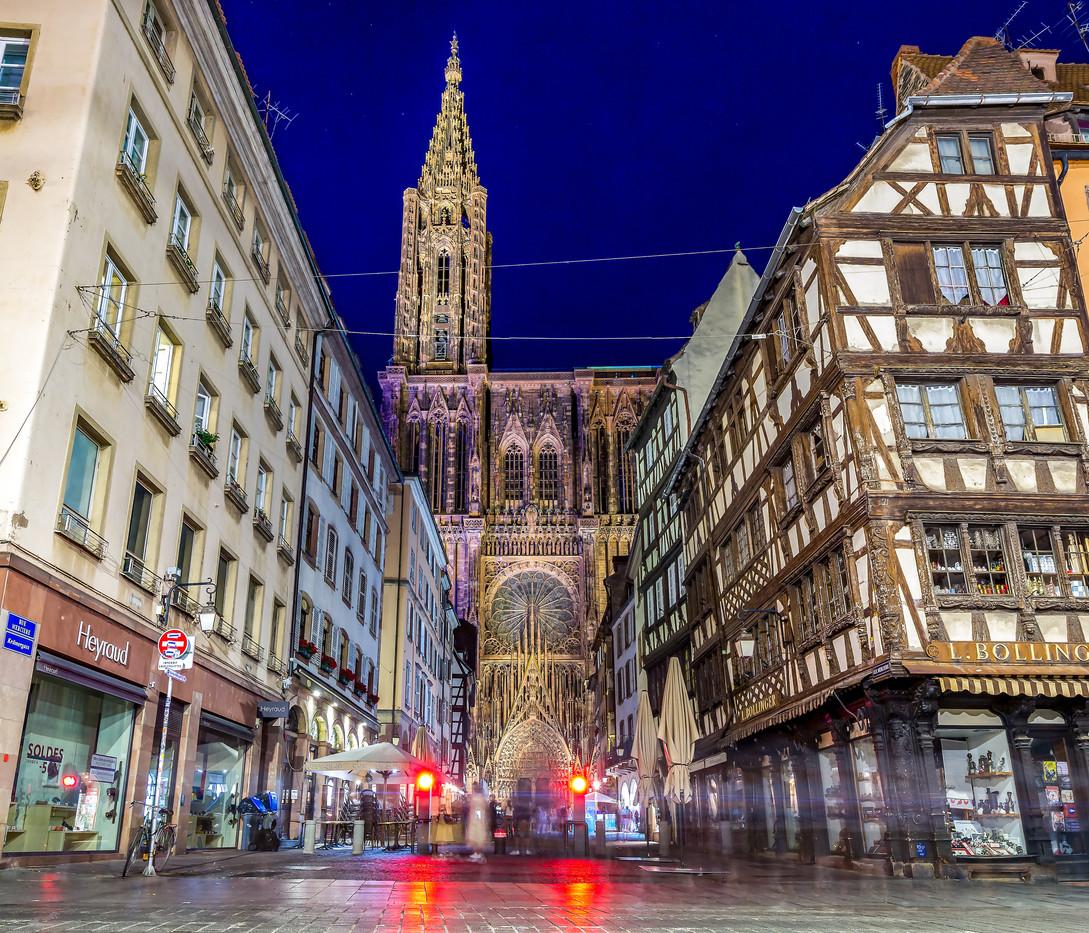Cathédrale Nôtre Dame de Strasbourg