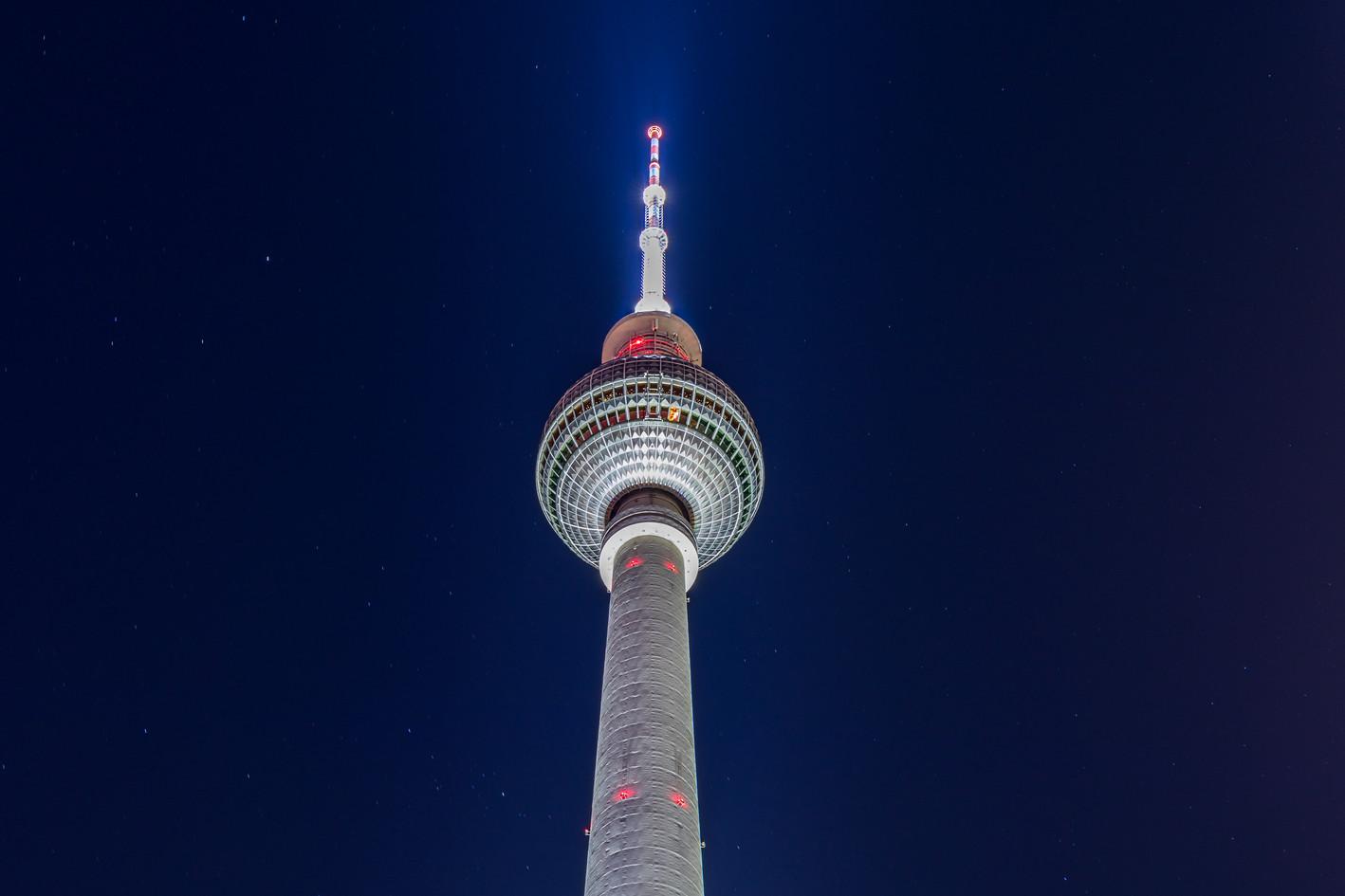 La Tour de Télévision de Berlin