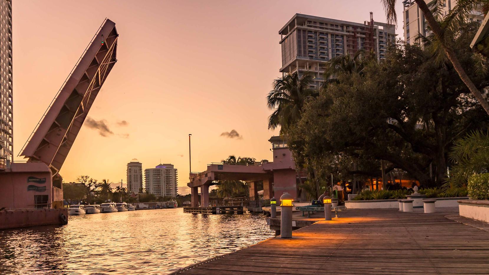 Fort Lauderdale Promenade