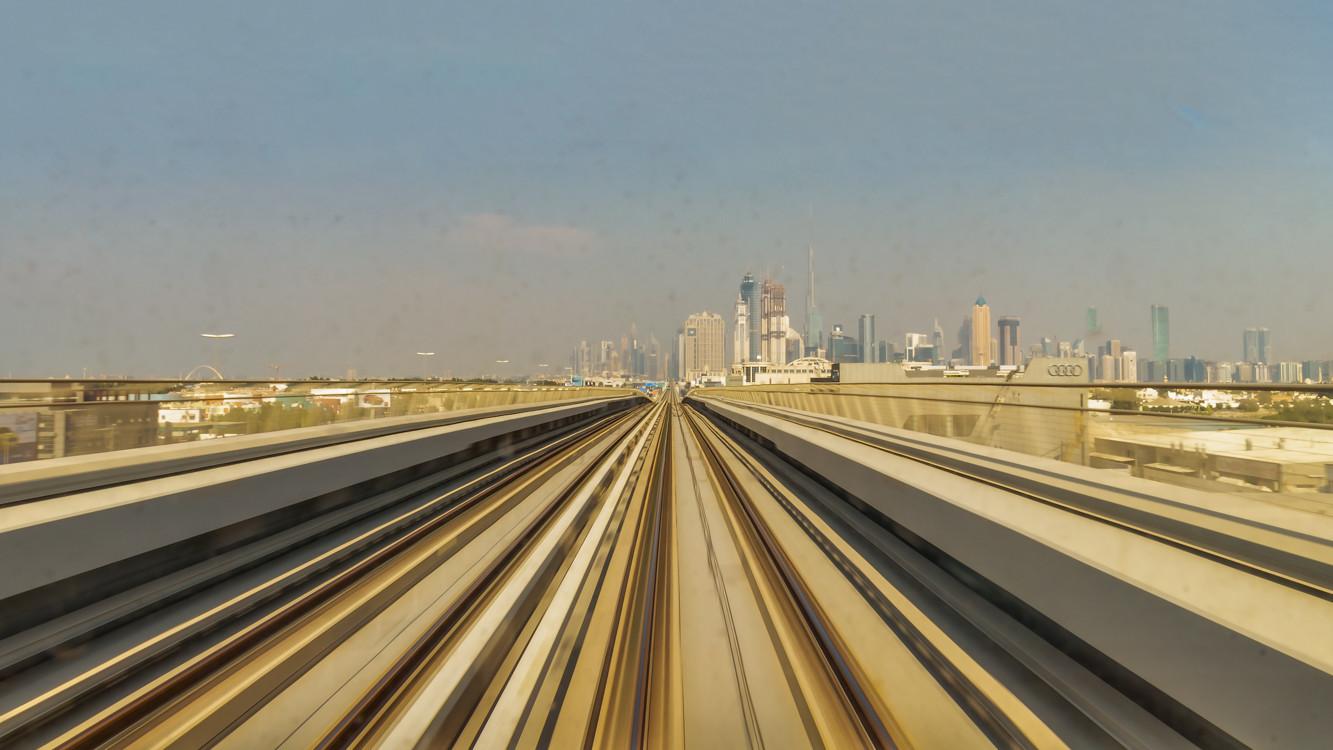 Dubaï Metro