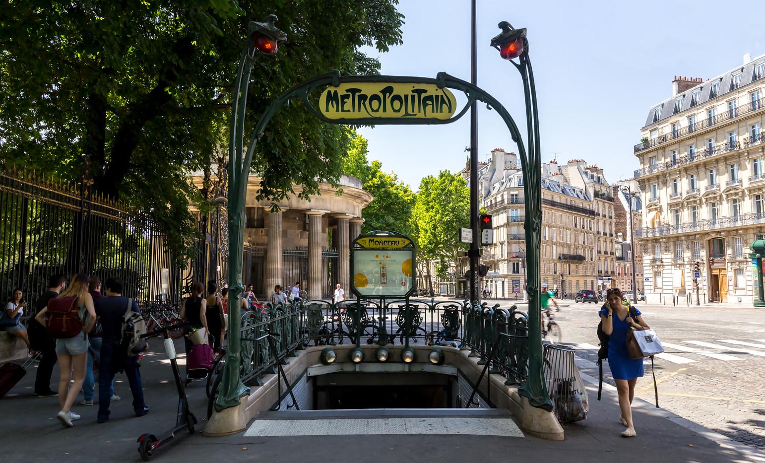 Le Métropolitain Parisien