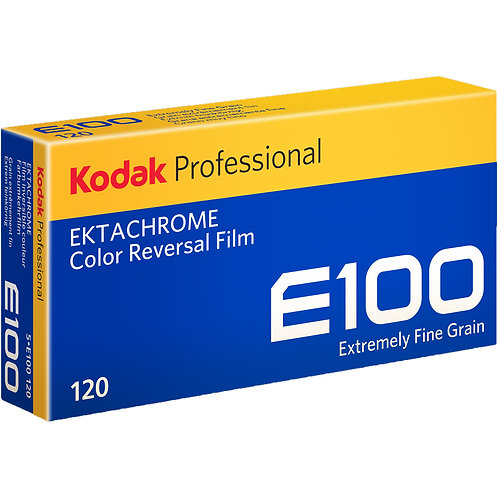 Kodak EKTACHROME E100 / 120 Color Film