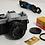 Thumbnail: Minolta XG-1  SLR film camera with 50mm 1.7 lens + New Light Seals