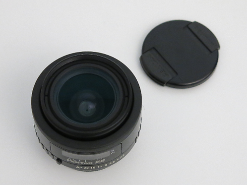 SMC PENTAX- FA 28mm 2.8 AL Auto Focus Digital Fx Full Frame