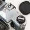 Thumbnail: PENTAX K1000 SLR film Camera with smc 50mm f 2.0 lens + film