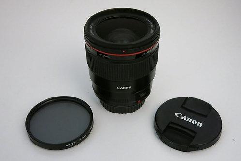 Canon EF 35mm 1.4 L ULTRASONIC Prime Photo & Cine